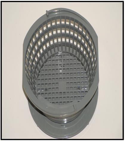 Oberflächen-Skimmer / Pentair Lilly Basket