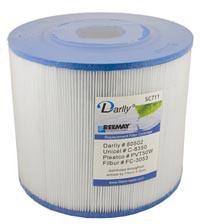 SC711 - PVT50W / PVT50W-XF2L Whirlpool Filterkartusche