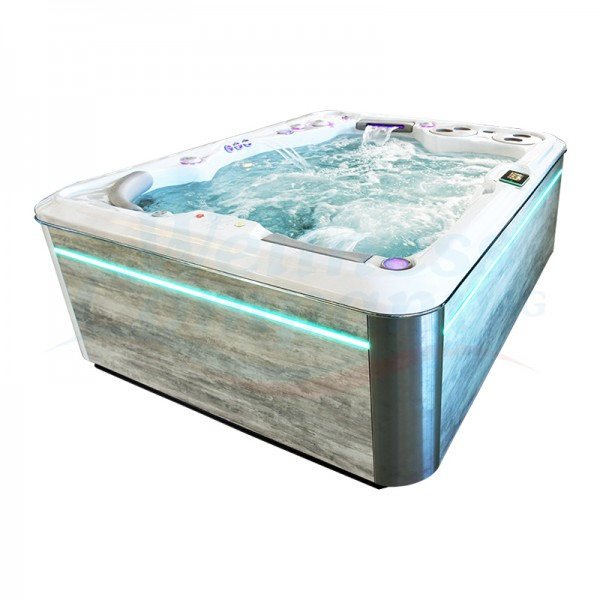 TopSpa Whirlpool swiss-made