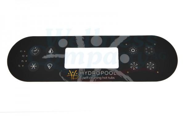Whirlpool Display Aufkleber ML700 Self Clean