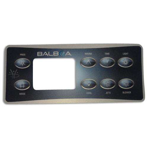 Balboa Display Overlay HPL200/203/205