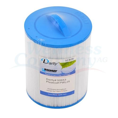 SC809 Darlly Whirlpool Filter passend zu Wellis Spa