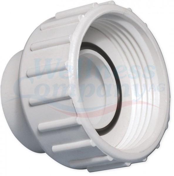 """1"""" Whirlpool Zirkulationspumpe Verschraubung"""