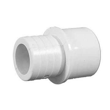 """Whirlpool 1"""" PVC Schlauch Adapter 1"""" S x 1"""" Schlauchtülle"""