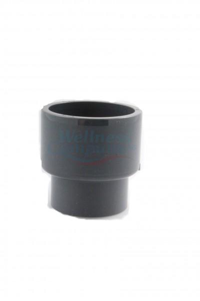 PVC Reduziermuffe 75/63 x 50mm
