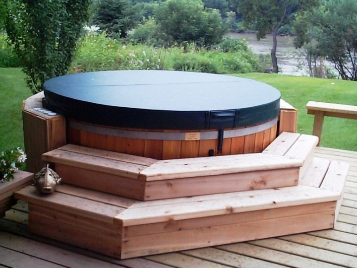 isolier abdeckung cover f r whirlpools top. Black Bedroom Furniture Sets. Home Design Ideas